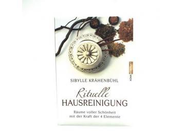 Buch - Rituelle Hausreinigung   Krähenbühl - wertvolle Tips rumd ums Haus ausräuchern