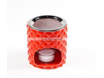 Räucherstövchen Dalia | rot