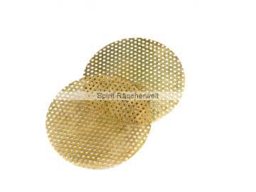 Messingsieb   Ersatzsieb Durchmesser 49,5mm - für Weihrauchstövchen
