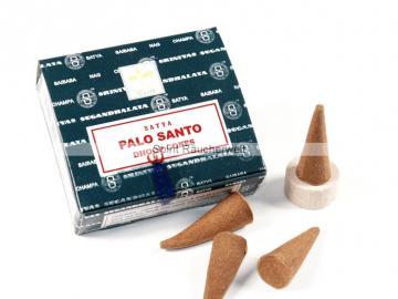Palo Santo - Räucherkegel - naturrein von Satya