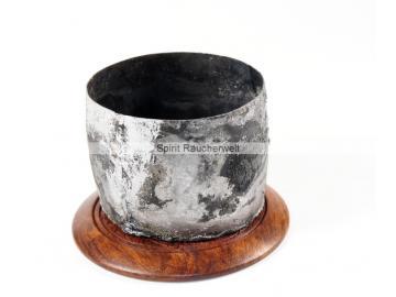 Innova Räuchergefäß - moderne Räucherschale aus Metall