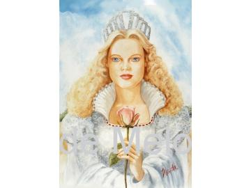 Lady Nada | spirituelle Postkarte
