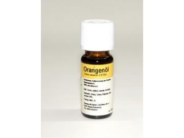 Orange süß ätherisches Öl 10ml
