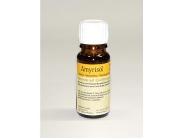 Sandelholz westindisch - Amyris | ätherisches Öl 10ml