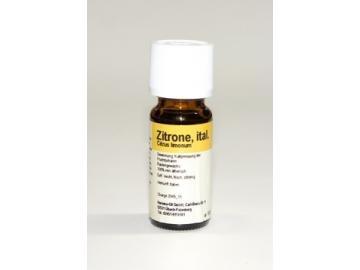 Zitrone ätherisches Öl 10ml