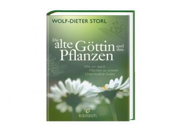 Buch - Die alte Göttin und ihre Pflanzen | Wolf-Dieter Storl
