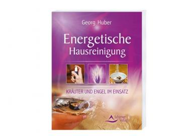 Buch - Energetische Hausreinigung   Georg Huber