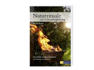 Buch - Naturrituale zur Lebensbegleitung   Marlis Bader