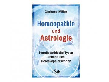 Buch   Homöopathie und Astrologie - Gerhard Miller