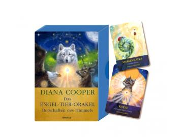 Das Engel-Tier-Orakel   Diana Cooper