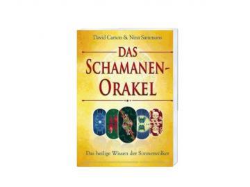 Das Schamanen-Orakel - Das heilige Wissen der Sonnenvölker |
