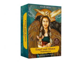 Engel und Ahnen   Orakelkarten von Kyle Gray