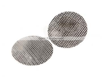 Ersatzsieb vernickelt - für Weihrauchstövchen   Durchmesser 50,5mm