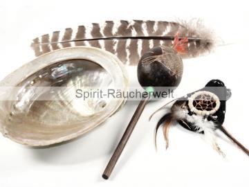 Schamanen Set klein - schamanisches Zubehör