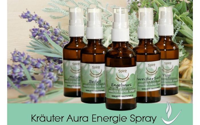 Aura Spray & Essenzen