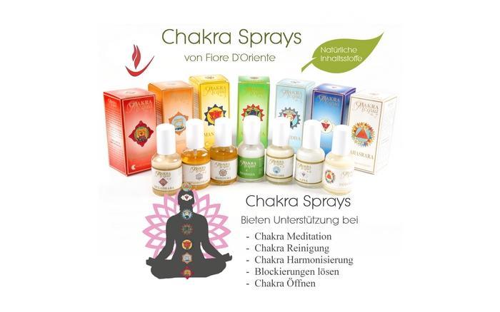 Chakra Spray Set - Anwendung