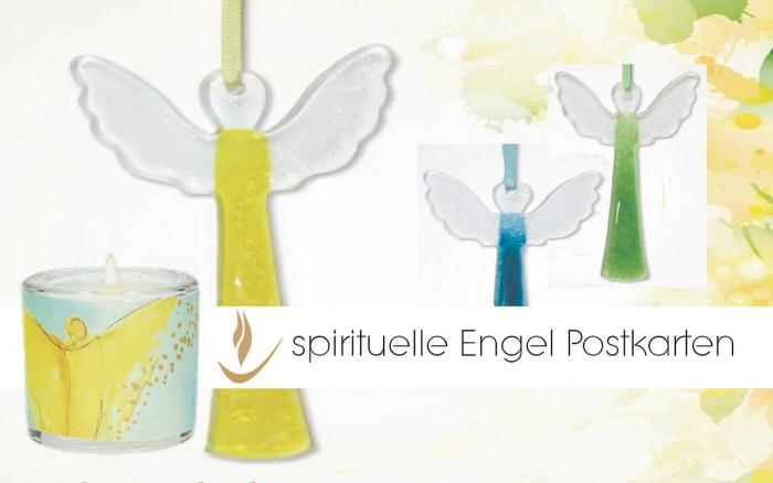 spirituelle Engel Postkarten