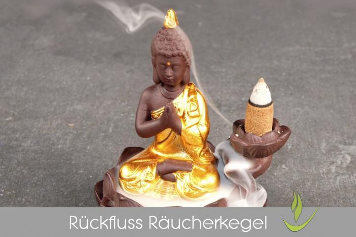 Rückluss - Wasserfall Räucherkegel + Räucherkerzen kaufen