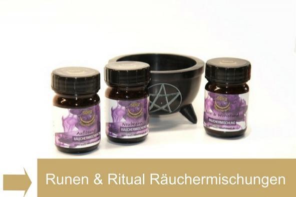 Ritual und Runen Ru00e4uchermischung zum Ru00e4uchern