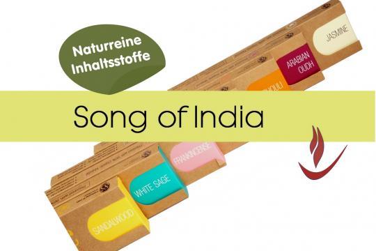Song of India Räucherstäbchen R-Expo
