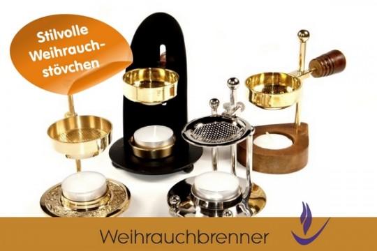 Weihrauchbrenner & Weihrauchgefu00e4u00dfe