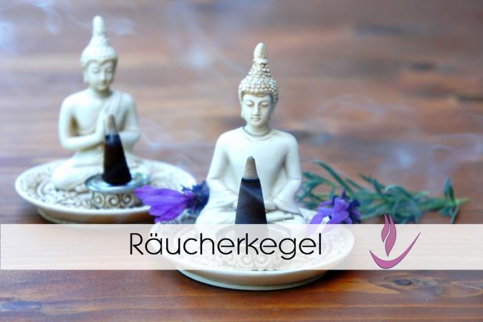 wellness Räucherkegel