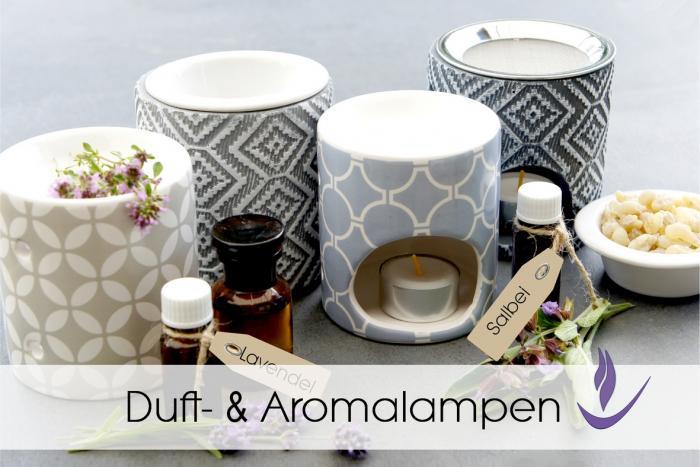 Duft + Aromalampen