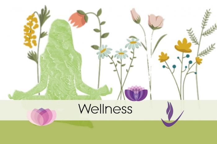 Wellness Produkte Edelstein-Massagestab
