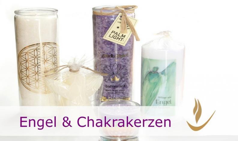 Engel & Chakrakerzen