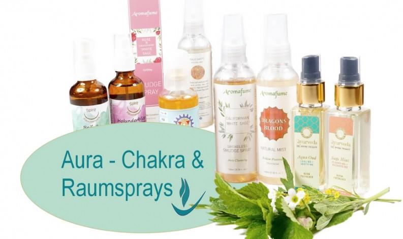 Auraspray  Kräuter Energie Spray